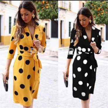 Rochie Dots New